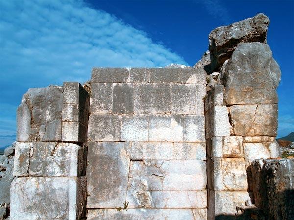Cyclopean Walls of Daorson