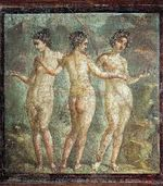 The Three Graces, from Pompeii_excavated.jpg